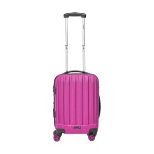 Růžový cestovní kufr Packenger Koffer, 47 l