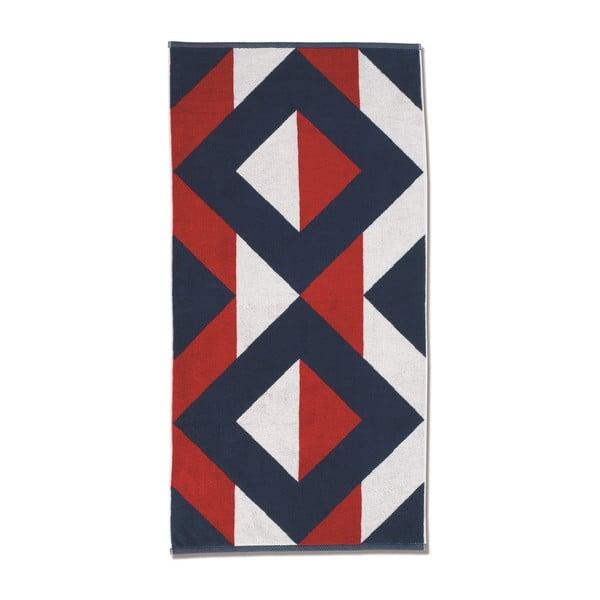 Osuška Kela Ladessa 70x140 cm, geometrie