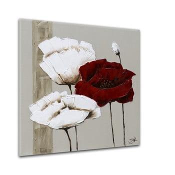 Tablou Styler Glasspik Flower A, 20 x 20 cm de la Styler