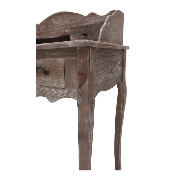 Pracovní stůl Kamill Bureau, 91x101x42 cm