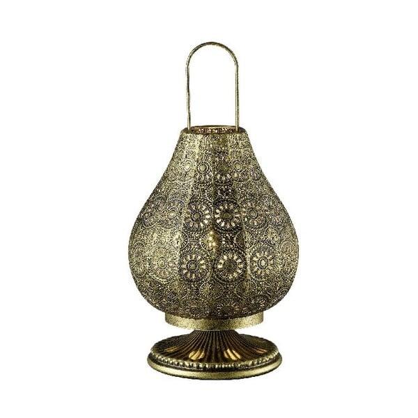 Stolní lampa Jasmin Brass