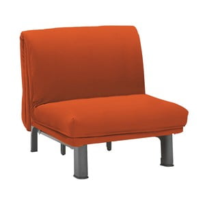 Fotoliu extensibil 13Casa Furios, portocaliu