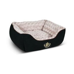 Psí pelíšek Wilton Box Bed M 60x50 cm, černý