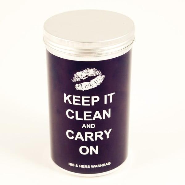 Krabička KPZ Udržuj se v čistotě