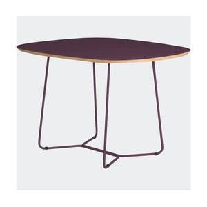 Stůl Maple střední, fialový