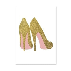 Poster Americanflat Shoes, 30 x 42 cm