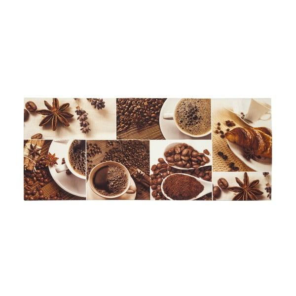 Vysoce odolný kuchyňský běhoun Webtappeti Break,60 x 220cm