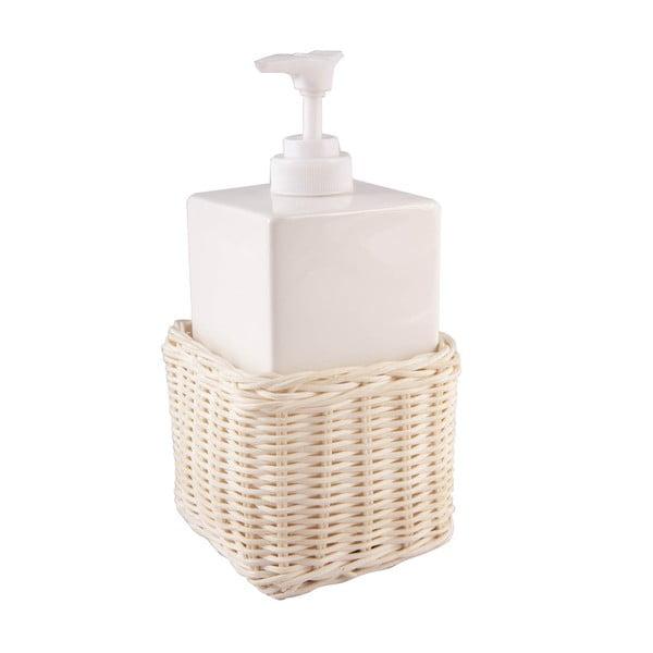 Zásobník na mýdlo Osier Blanc