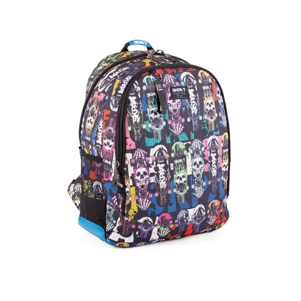 Batoh Skpat-T Backpack Black Skulls