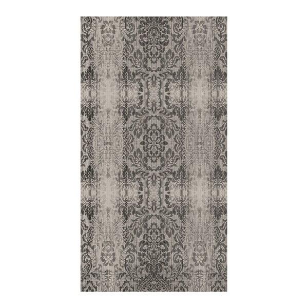 Šedobéžový koberec Vitaus Becky, 120 x 160 cm