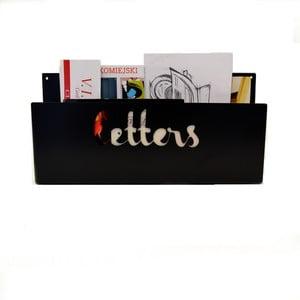 Stojan Letters, černý