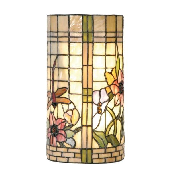 Tiffany nástěnné světlo Flowers