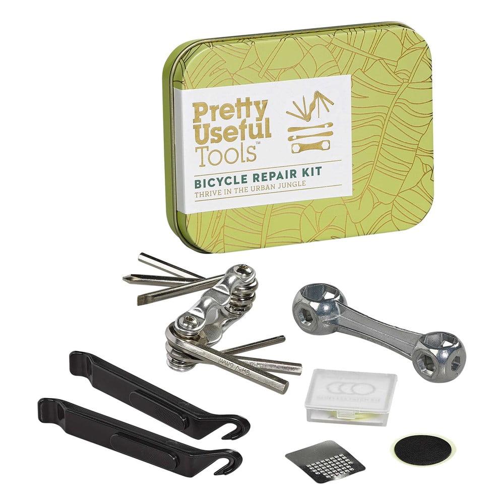 Set na opravu kola Pretty Useful Tools Sunrise Yellow