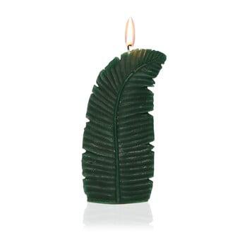 Lumânare decorativă în formă de frunză Versa Hoja Pequa de la Versa