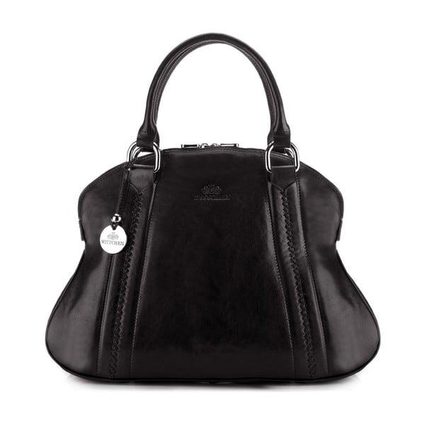 Kožená kabelka Venus Dark Brown
