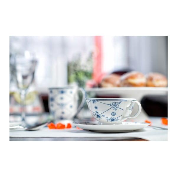 Porcelánový dezertní talíř Wien, 20 cm