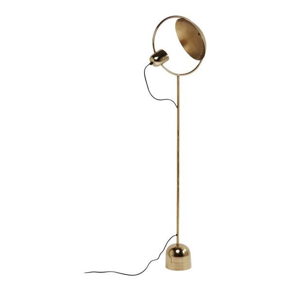 Reflector aranyszínű állólámpa - Kare Design
