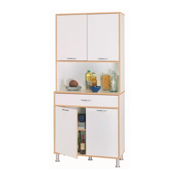 Bílá kuchyňská skříň 13Casa Barbieri