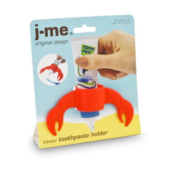 Stojánek na zubní pastu J-Me Lobster