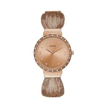 Ceas damă Guess W1083L3, curea metalică, roz - auriu imagine