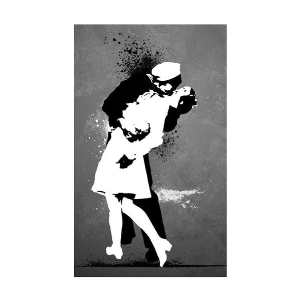 Kiss, 81x51 cm