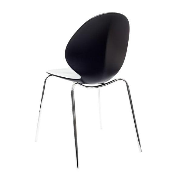 Židle Black Glamour