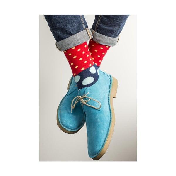 Sada 2 párů unisex ponožek Funky Steps Lockin,velikost39/45