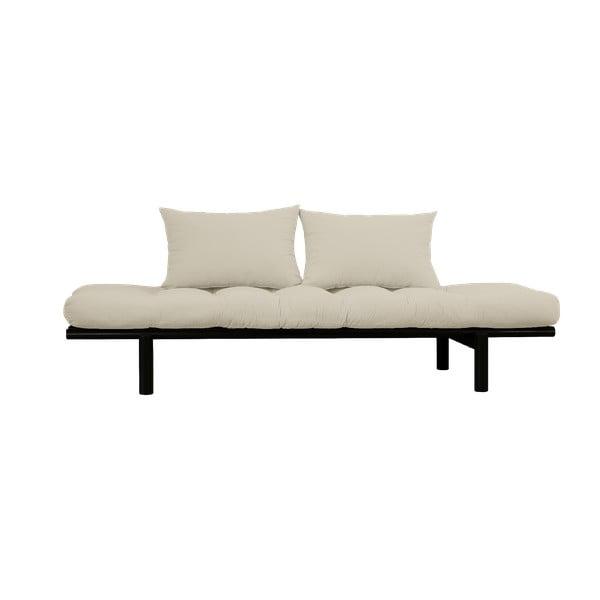 Canapea Karup Design Pace Black/Beige