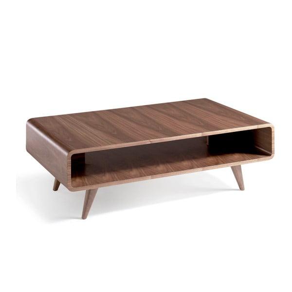 Konferenční stolek z ořechového dřeva Ángel Cerdá Mandotte
