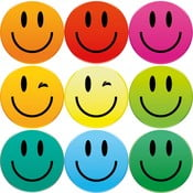 Magnetky Smiley
