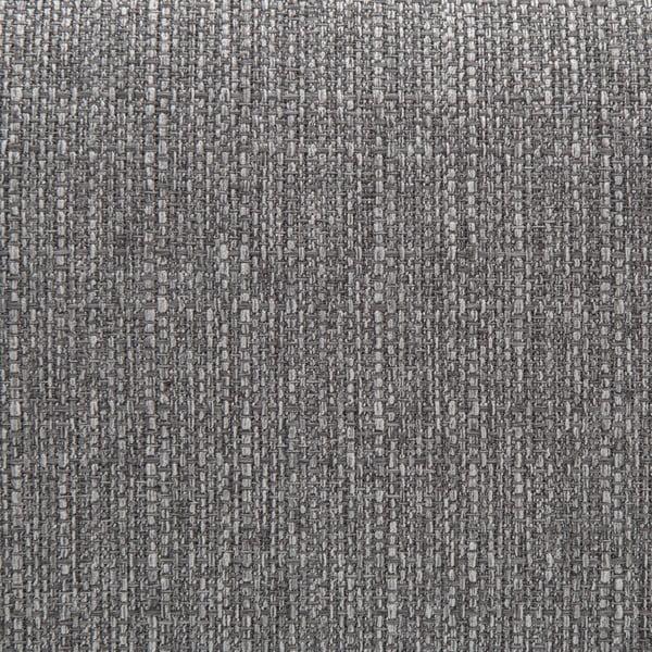 Světle šedá rohová pohovka s lenoškou na levé straně Vivonita Milton