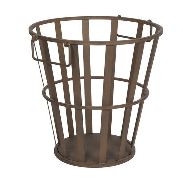 Kovový košík Antic Line Log Antic