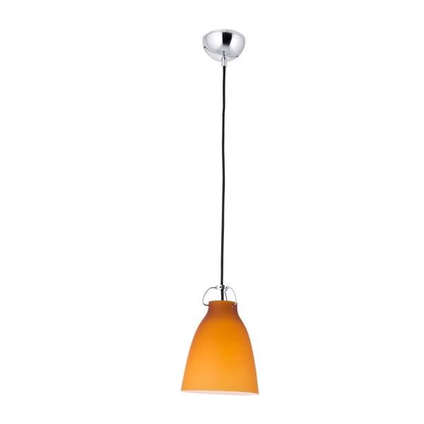 Závěsné světlo Armanda Orange