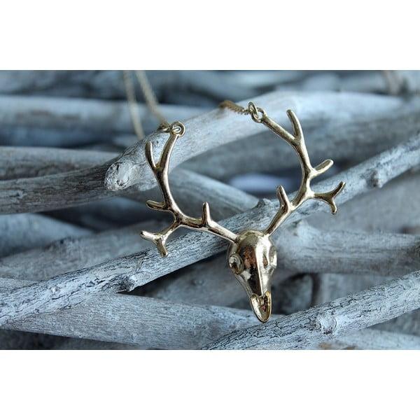 Náhrdelník Golden Deer