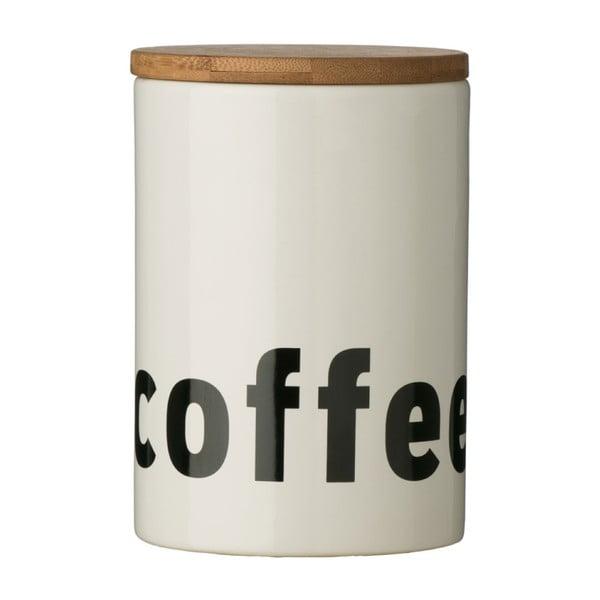 Dóza na kávu z dolomitu Premier Housewares, ⌀ 10 cm