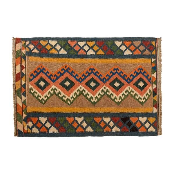 Ručně tkaný koberec Kilim 4, 161x102 cm