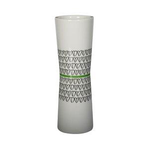 Váza Heart Vase Green