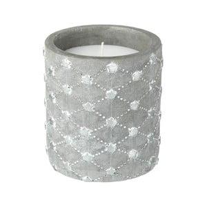 Lumânare cu detalii argintii Parlane Star