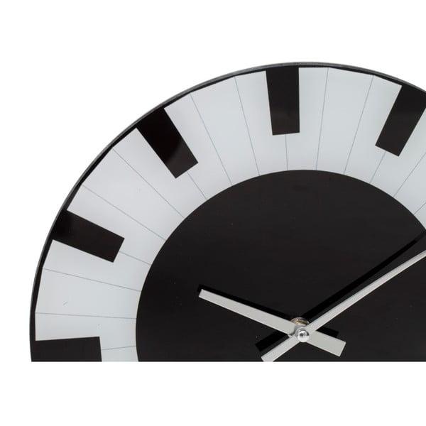 Nástěnné hodiny Mauro Ferretti Pianoforte, ⌀ 30cm