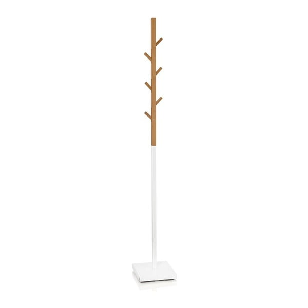 Věšák White Bamboo, 176 cm