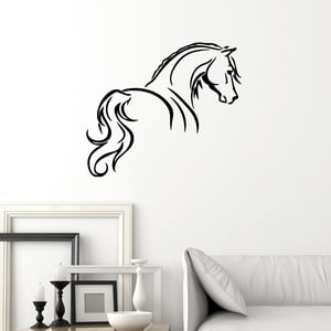 Samolepka Fanastick Elegant Horse