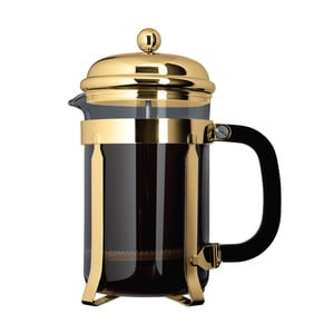 Velký zlatý french press Café Olé Classic, 8 šálků