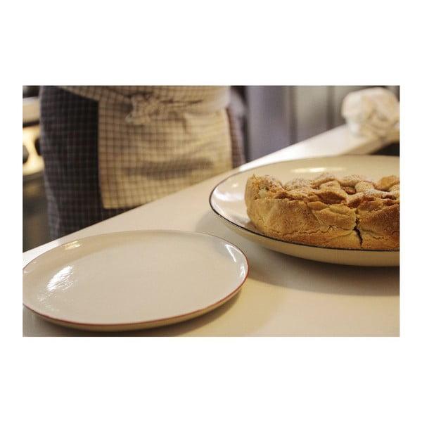 Set talířů Falassarna, 30 cm (4 ks)