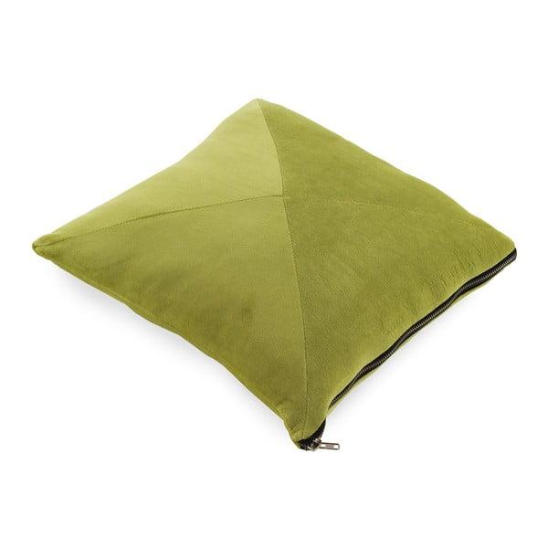 Limonkowa poduszka Geese Soft, 45x45cm