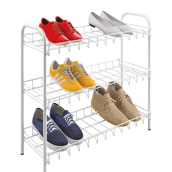 Etajeră pentru pantofi cu 3 polițe Metaltex Shoe Rack