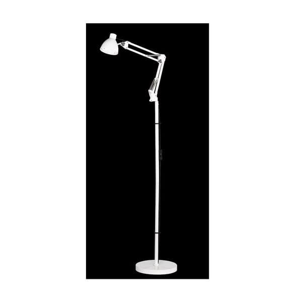 Stojací lampa Trio 4287 Serie, bílá