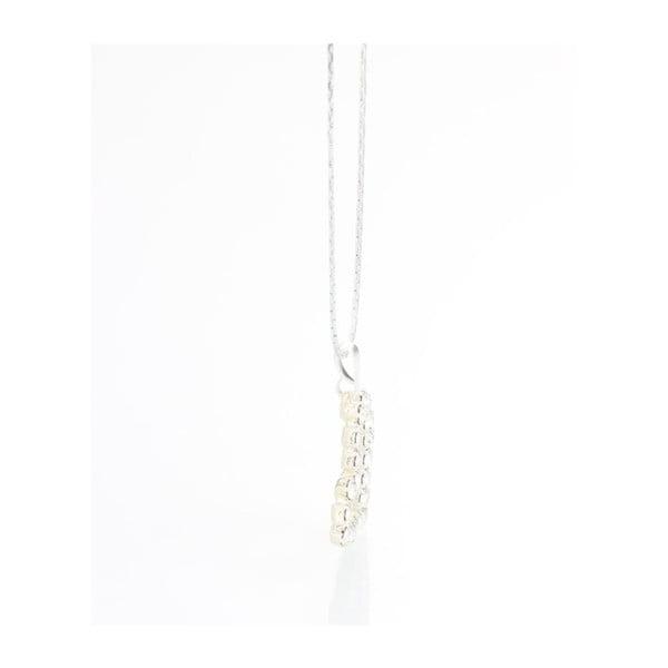 Náhrdelník Swarovski Crystal, 45 cm