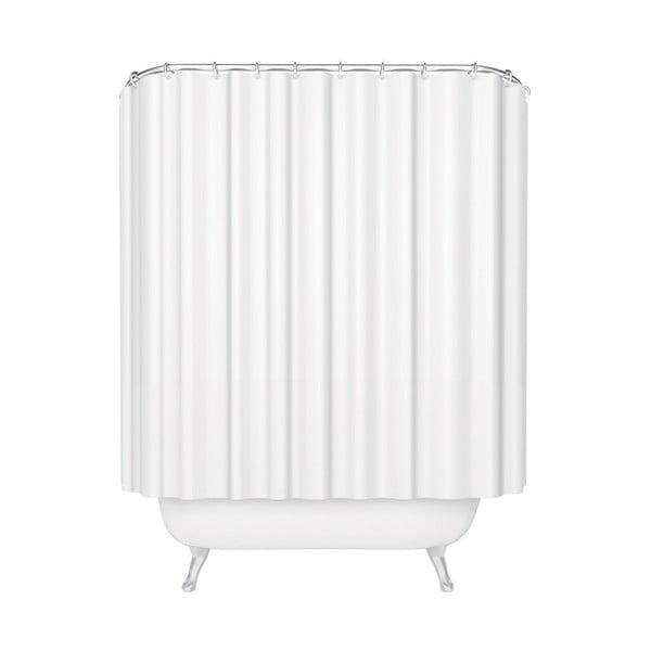 Sprchový závěs Liso Blanca, 180x180 cm