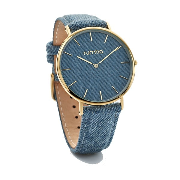 Dámské modré hodinky Rumbatime Soho Denim