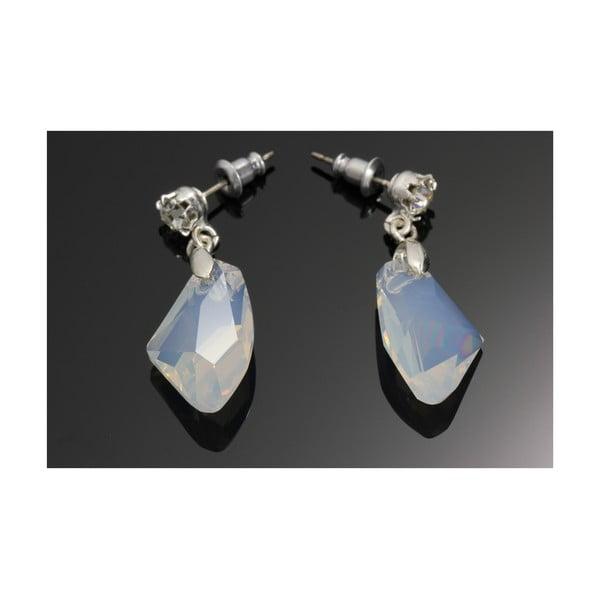 Náušnice Swarovski Elements Elegant Opal